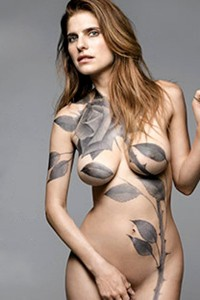 Lake-Bell-Gets-Nude-And-Painted-For-The-Cover-Of-New-York-Magazine-02-760x1140